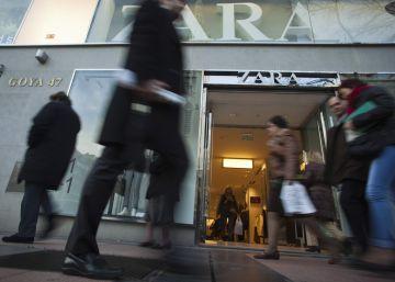 Inditex eleva las ventas 'online' facturadas desde Irlanda un 41%