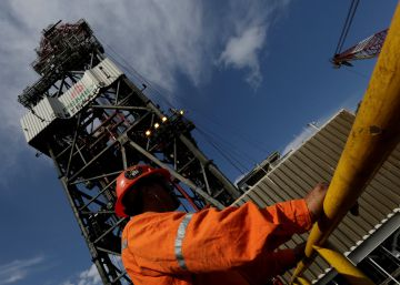 La petrolera estatal de China extraerá crudo en la frontera marítima de México y EE UU