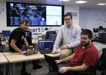 Los 42.500 guardianes de la seguridad en Internet