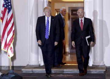 Trump elige a un empresario del 'fastfood' para la cartera de empleo