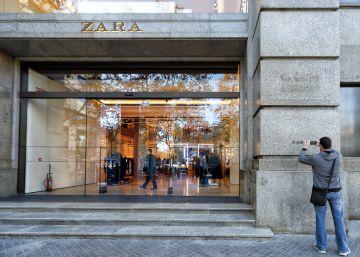 Zara abre una macrotienda en la plaza de Catalunya de Barcelona