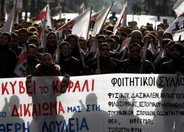 Acordarse de Grecia (para peor)