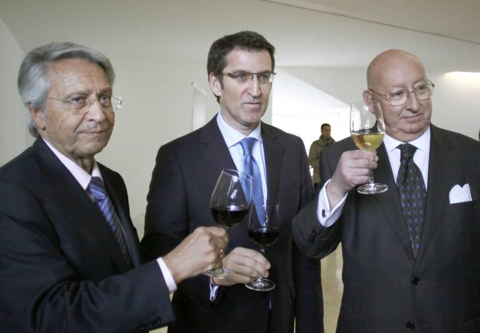 A CIG presenta unha denuncia na Audiencia Nacional contra os amigos de Feijóo na cúpula directiva da extinta Caixa Galicia