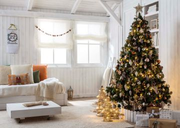 Cuidado con la luz: la factura puede amargarte la Navidad