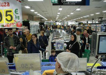 Mercadona cambia sus supermercados para que sean más eficientes