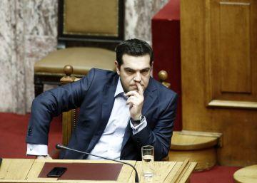 Grecia mantiene la paga extra a los jubilados pese a la suspensión de las ayudas a su deuda