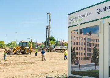 Quabit se alía con un fondo americano para la compra de suelo residencial