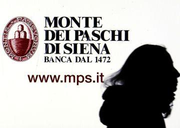 El Monte dei Paschi anuncia una ampliación de capital de 5.000 millones