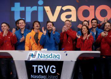 El portal de viajes Trivago se estrena en Wall Street discretamente