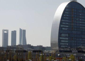 BBVA cerrará 132 oficinas en España ante el mayor uso de canales digitales