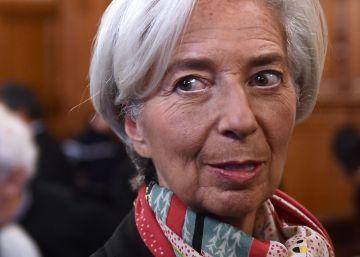 El FMI respalda a Lagarde tras ser declarada culpable por el 'caso Tapie'