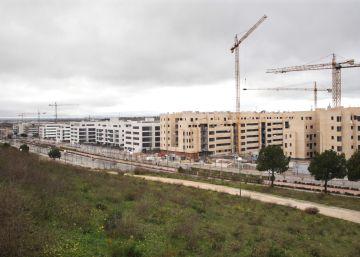 Los pisos nuevos se encarecen un 26% en octubre, según los notarios