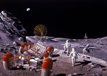 La empresa llega al espacio