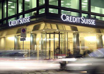 Credit Suisse pagará 5.000 millones a EEUU por empaquetar activos tóxicos