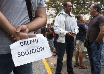 Después de 1.074 días de encierro, Delphi sí se cierra