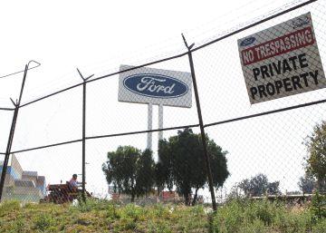 """El gobierno de México """"vigilará"""" la devolución del dinero gastado en Ford"""