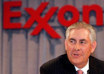 ExxonMobil pagará 172 millones al próximo secretario de Estado de Trump