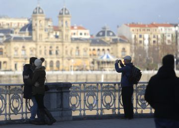 Los turistas extranjeros gastaron 73.124 millones en España hasta noviembre, un 8,4% más