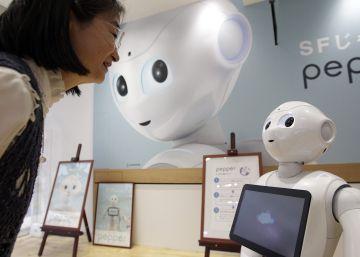 La robótica también sustituye a los empleados de cuello blanco