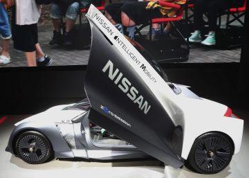 Nissan anuncia alianzas para impulsar el coche eléctrico