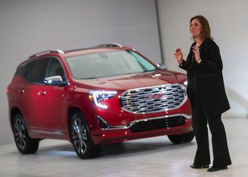 General Motors traslada el nuevo Terrain a México