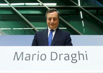 El BCE compró 93.000 millones de deuda pública española en 2016, casi la mitad de lo emitido