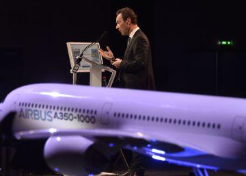 Airbus sufre una caída del 30% en los pedidos