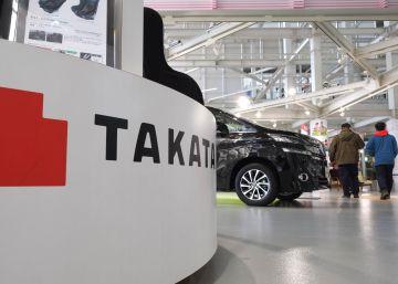 EE UU imputa a tres ejecutivos de Takata por el defecto de los airbags