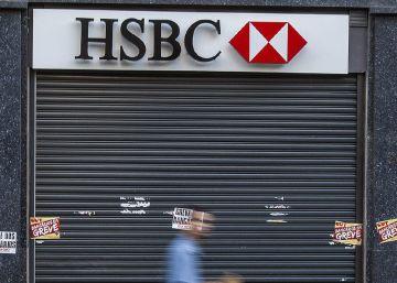 El HSBC baraja trasladar 1.000 empleos de Londres a París por el 'Brexit'