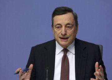 """Draghi mantiene intactos los estímulos por los """"riesgos globales"""""""
