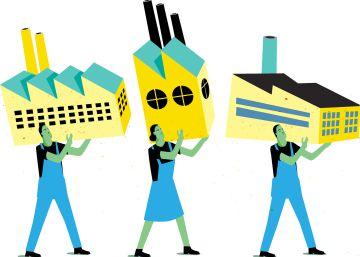 Microempresa y productividad: lecciones francesas