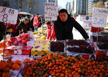 Los precios mundiales de los alimentos básicos bajan por quinto año consecutivo