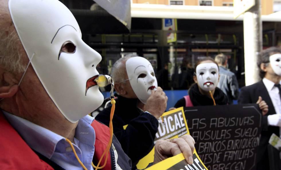 La justicia europea dice a espa a que debe dar m s tiempo for Clausula suelo plazo para reclamar