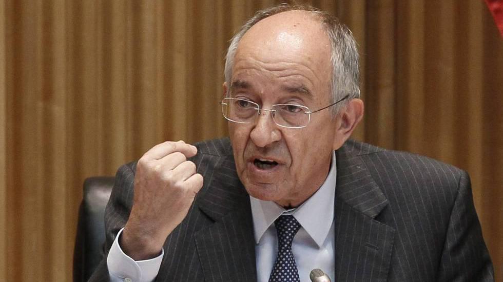 El exgobernador del Banco de España Miguel Angel Fernández Ordóñez.