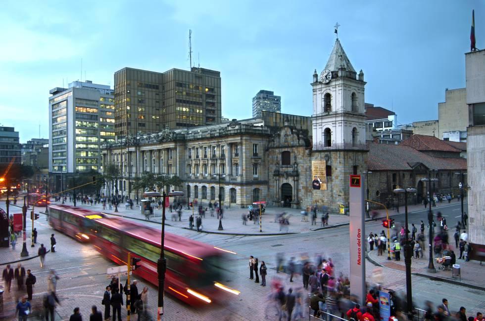 La construcción de la nueva Colombia