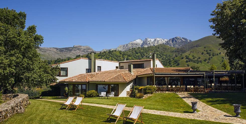 El lujo rural supera mejor las crisis econom a el pa s for Hotel rural lujo madrid