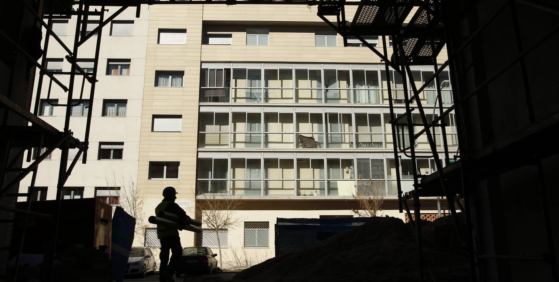 El precio de la vivienda subió un 5,7% en 2016