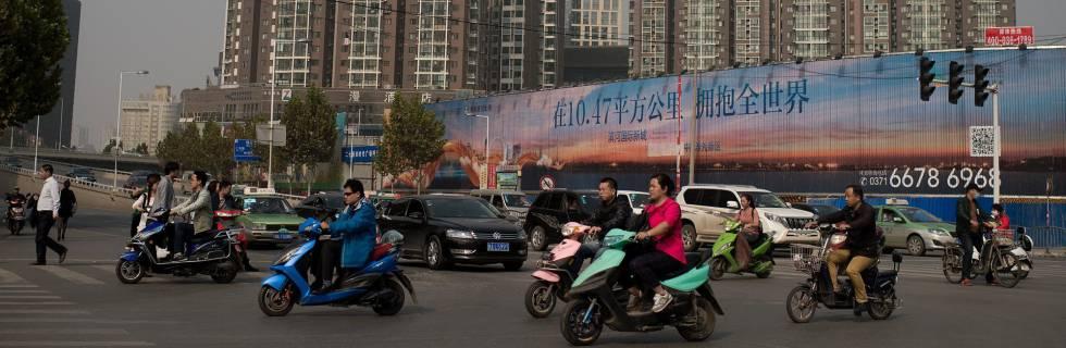 China, el paraíso (y el caos) de la moto eléctrica