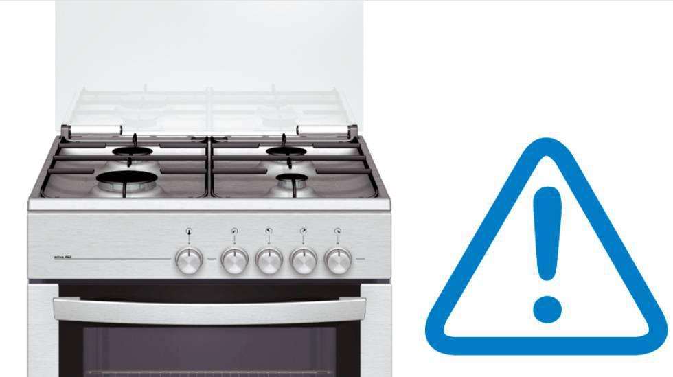 Bosch balay y siemens advierten del riesgo de explosi n de algunas cocinas econom a el pa s - Cocina gas balay ...