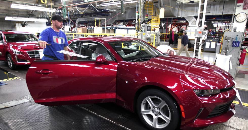 General Motors Se Cansa De Europa Econom A El Pa S