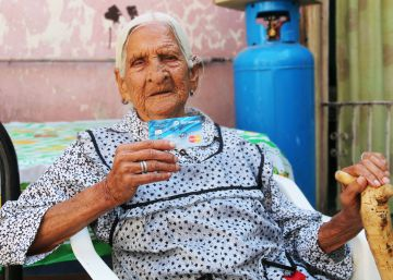 "116-year-old Mexican woman deprived of pension for ""being too old"""
