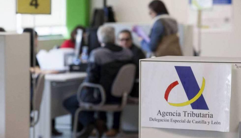 Declaraci n de la renta 2017 la agencia tributaria alerta for Oficinas de agencia tributaria madrid