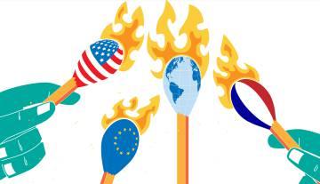 Lecciones de los antiglobalización