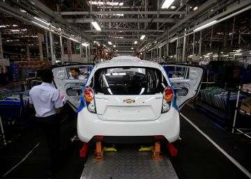 General Motors deja de vender coches en India un siglo después