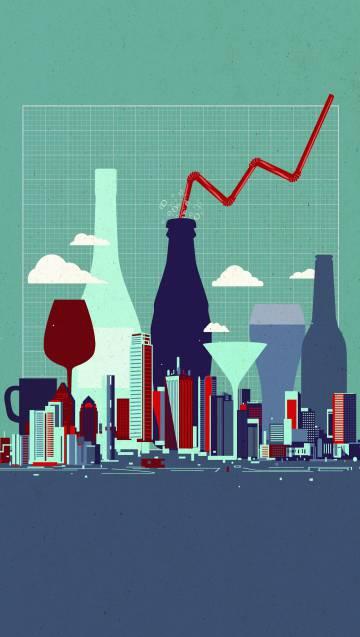 El auge gastronómico calienta la economía