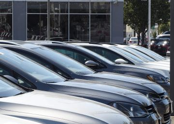 Se disparan las ventas a 'rent a car'