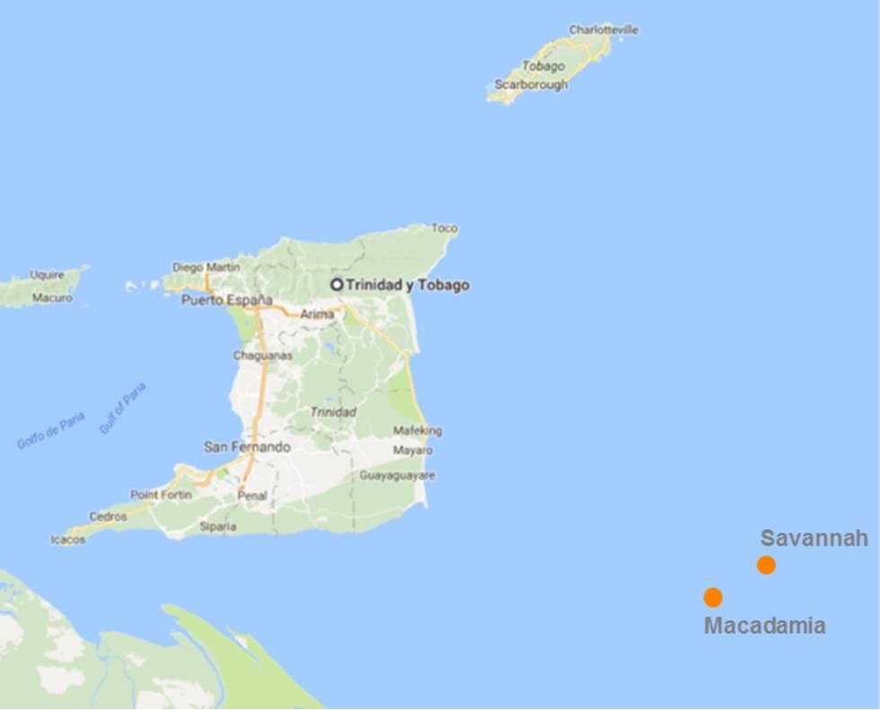 Repsol descubre gas en Trinidad equivalente a dos años de consumo en España
