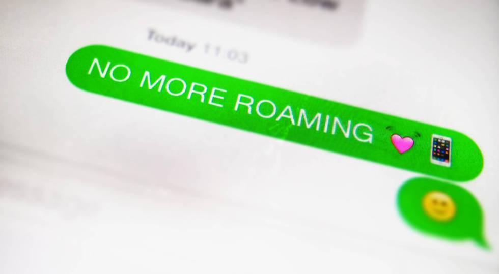La desaparición del roaming ha costado diez años.