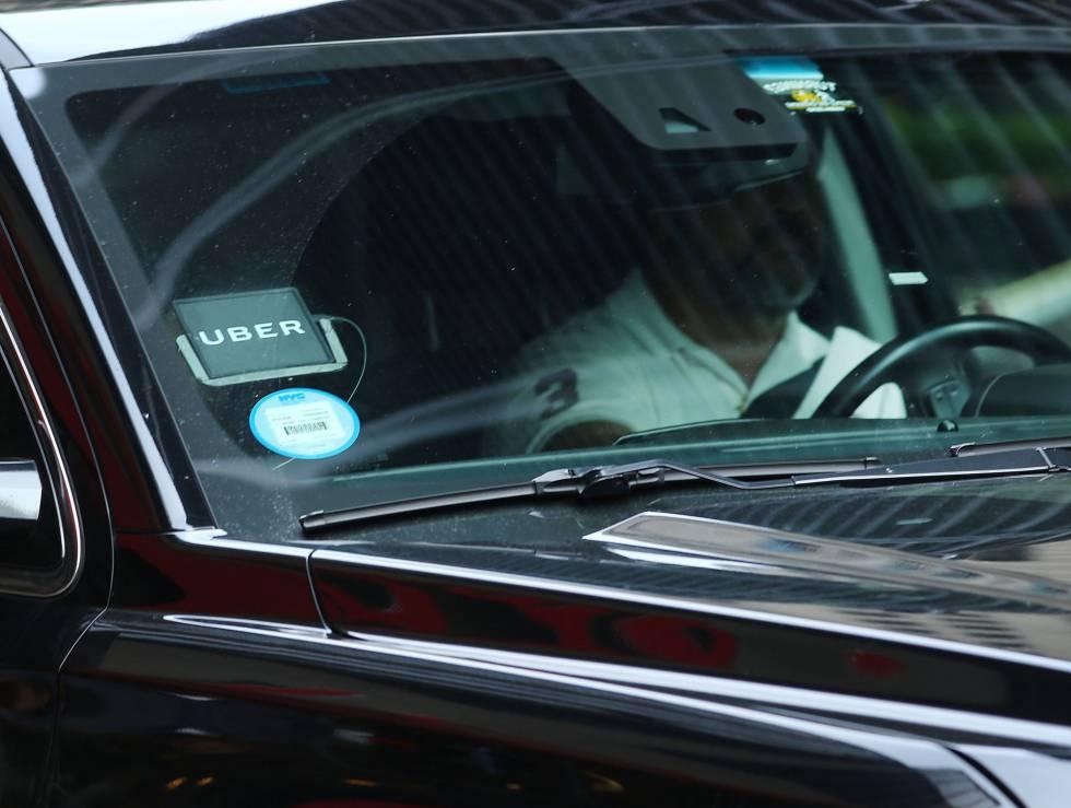 Nueva York limita los permisos para Uber y Lyft