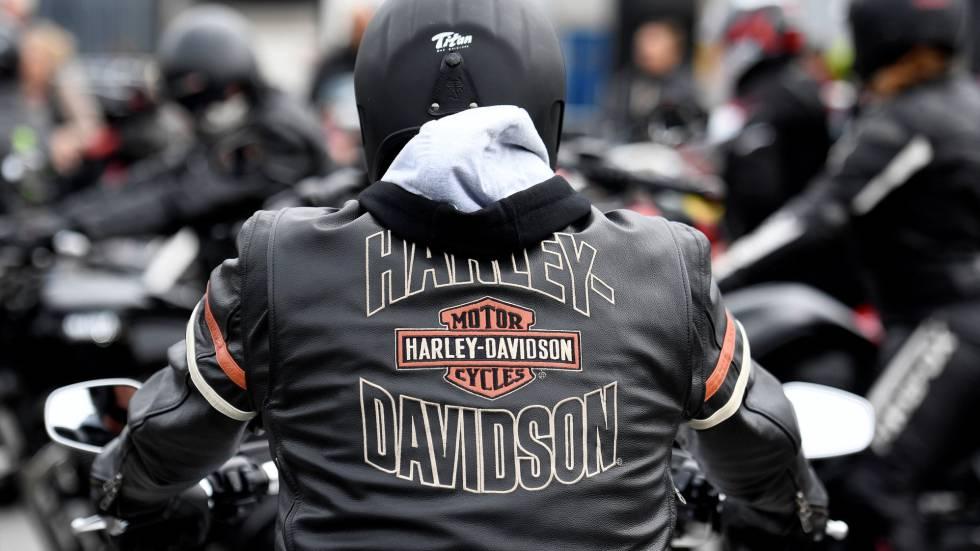 Harley Davidson, primera víctima de la pelea Trump-Europa